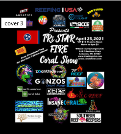 Tri-Star Fire Coral Show